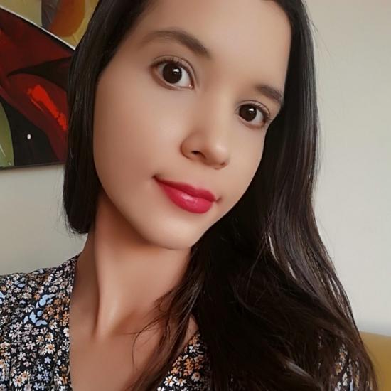 Blogger  María Fernanda  Molina  - Afiliado marketer.