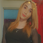 Blogger     Montse Sthephannia - Modelo webcam
